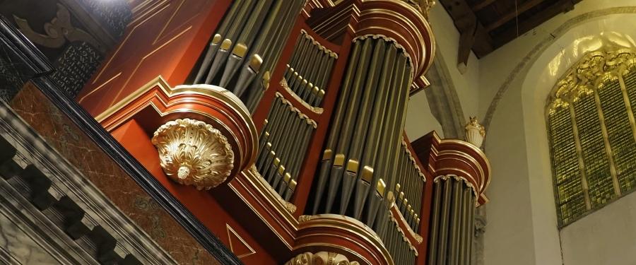 Orgelconcert Sint-Catharijnekerk
