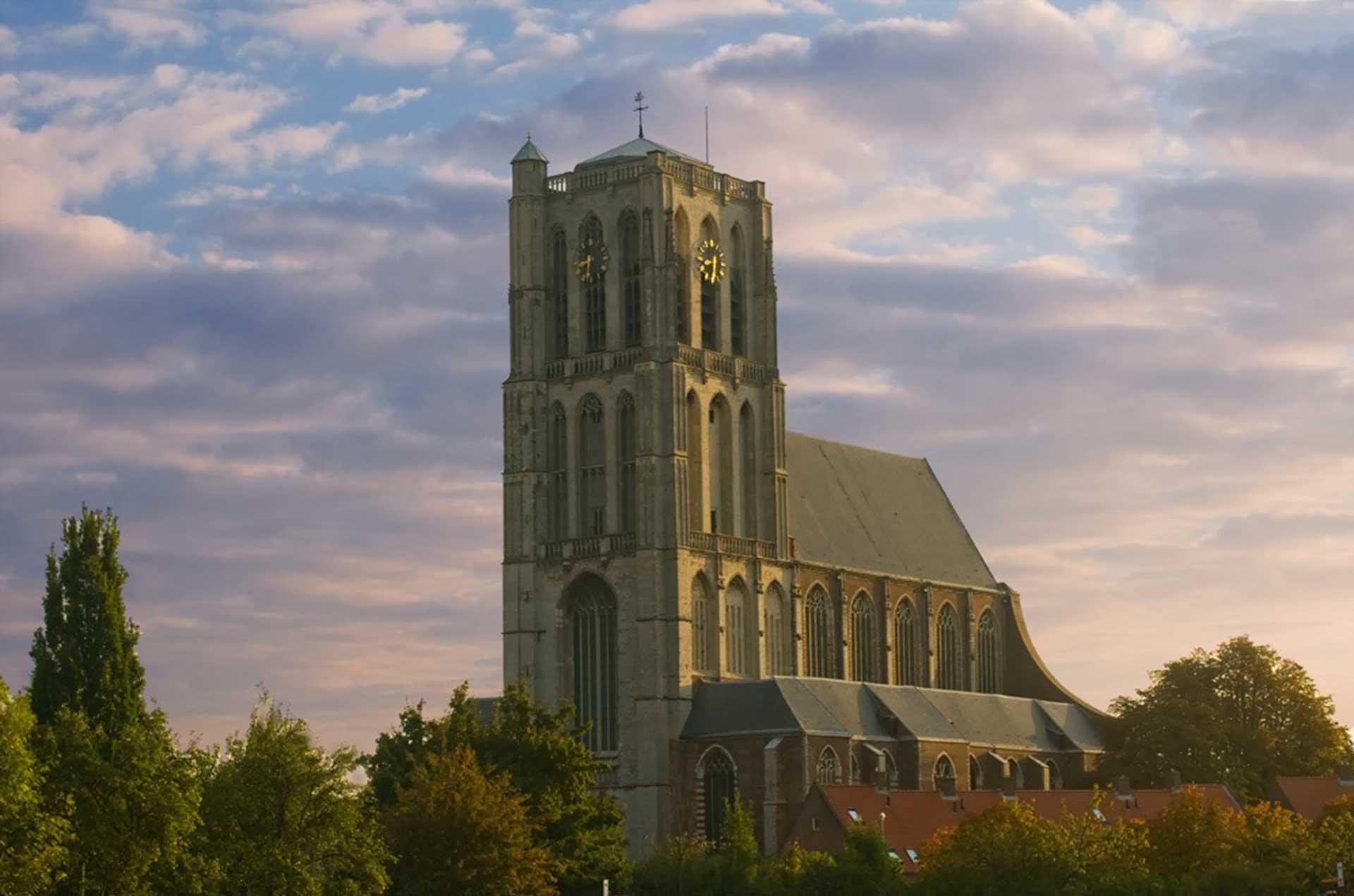 BiebCollege: De St Catharijnekerk en haar klokken