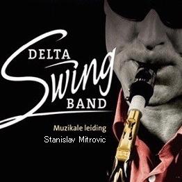Delta Swing Band in BREStheater