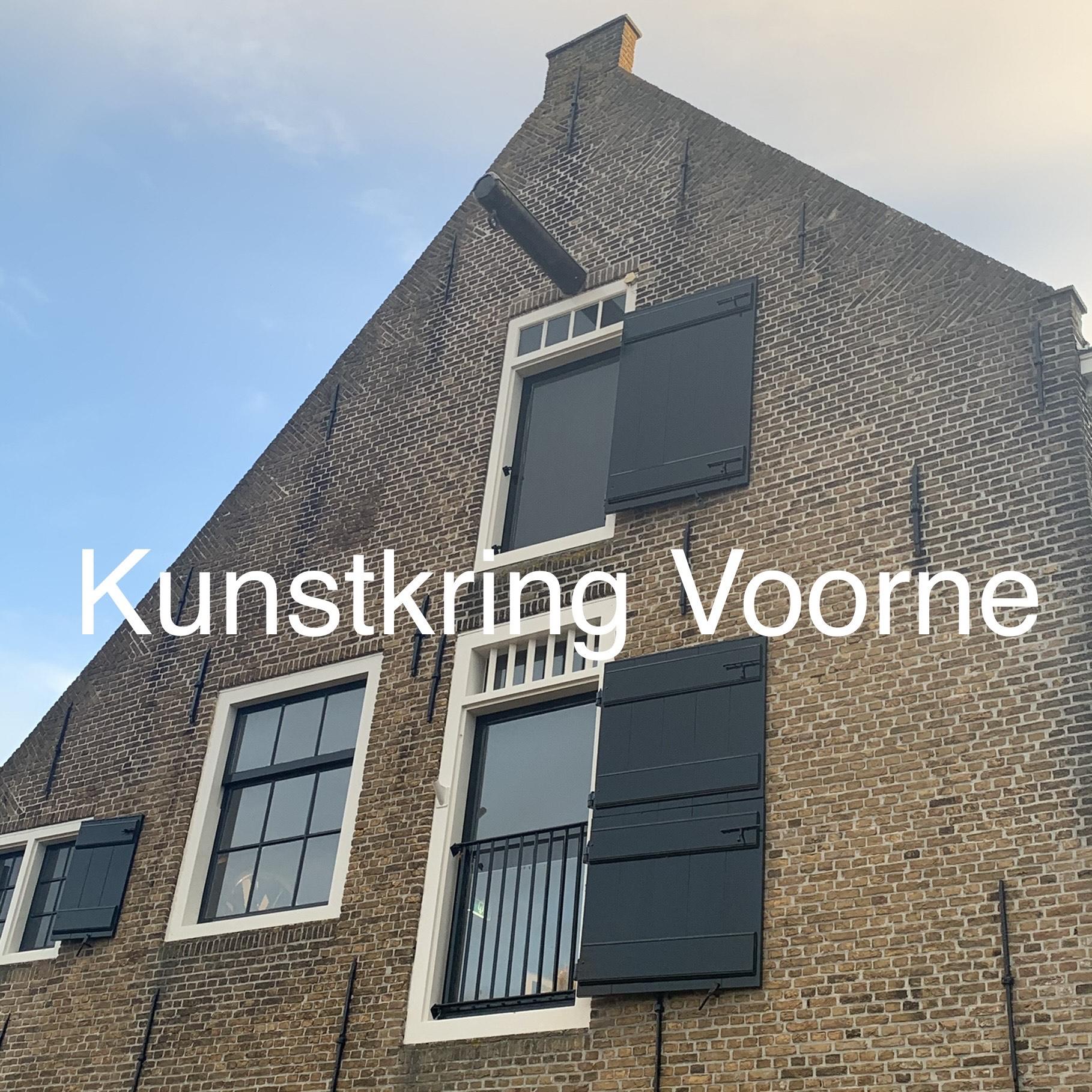 Kunstcafé bij Kunstkring Voorne